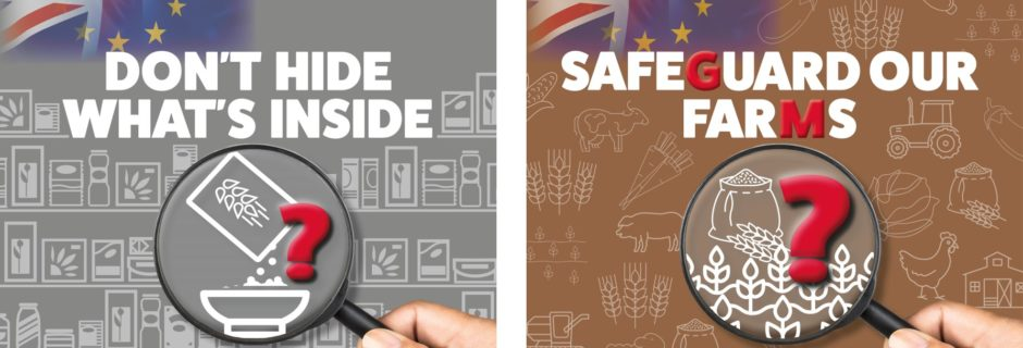 Ask your next MP to safeguard our food and our farms